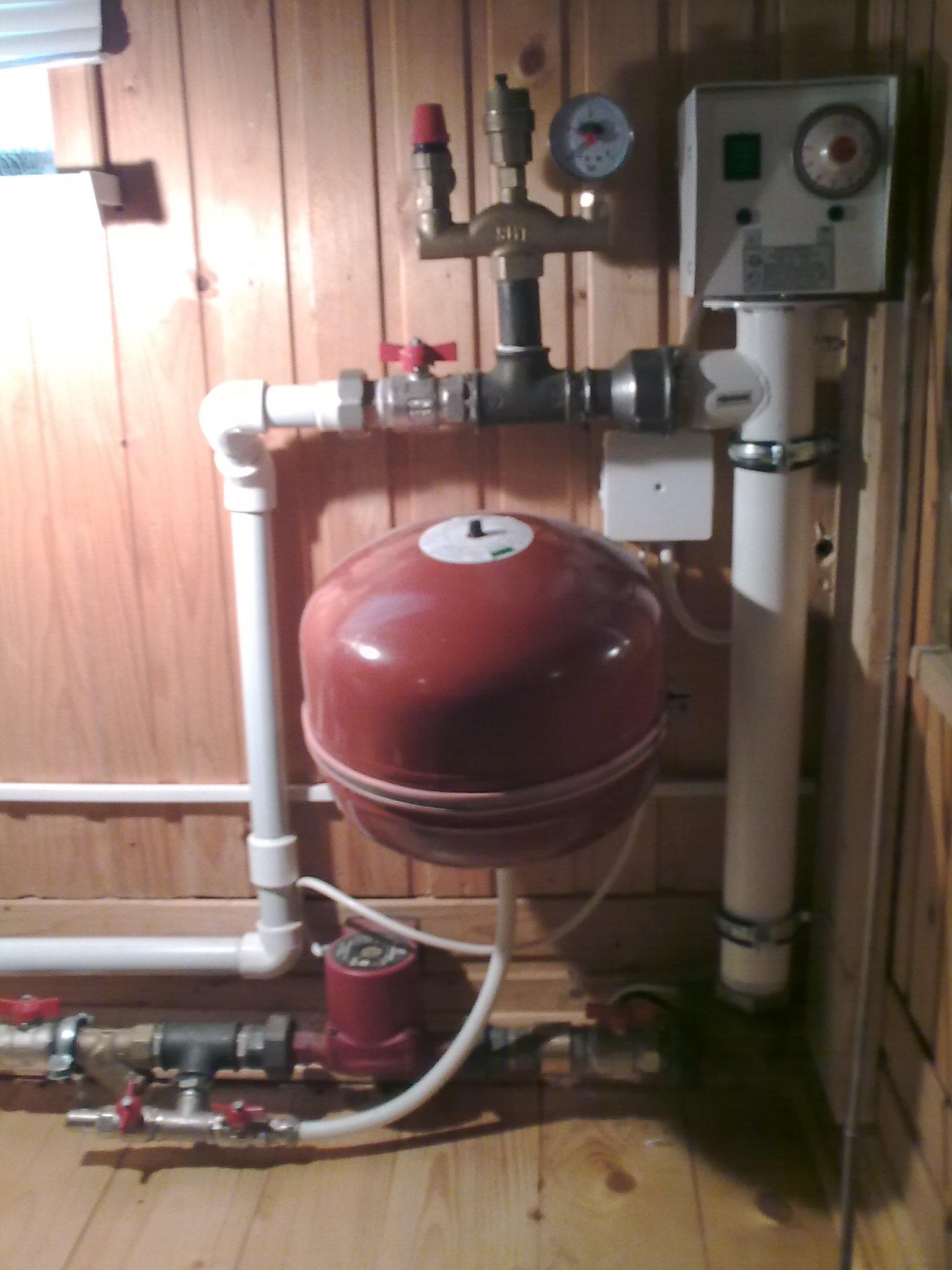 Самодельный электрокотел для отопления дома своими руками 48